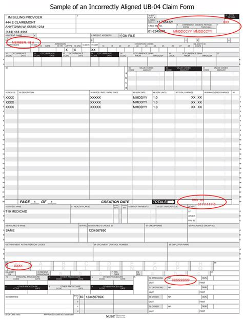 medicare form write medicare replacement plan in the