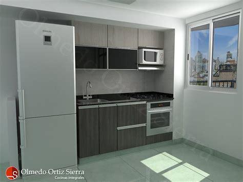 diseno de cocina  espacios pequenos cali colombia
