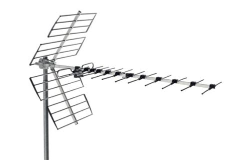 antenne tnt exterieur 45 db antennes tnt standards