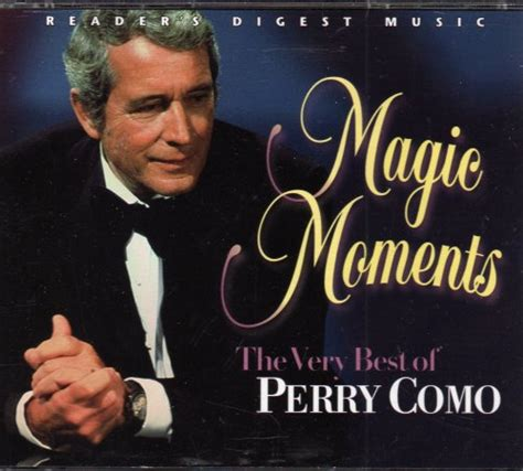 perry como very best of the very best of perry como cd covers