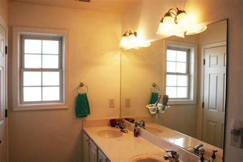 Bathroom Vanity Light Fixtures Updating The Bathroom