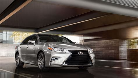 lexus es  mpg color release date redesign price