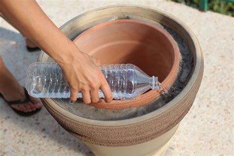 pot in pot refrigerator 11   Home Design, Garden