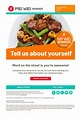 7 Irresistible Restaurant Email Designs | Emma Email ...