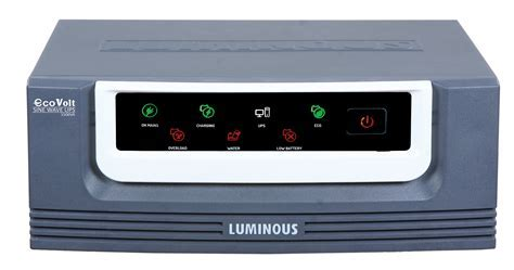 LUMINOUS ECOVOLT 1650 PURE SINE WAVE INVERTER   Reviews