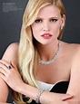 Lara Stone Models Ladylike Looks for Holt Renfrew Magazine ...