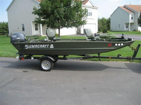 Alumacraft Boat Live Well by 2004 Alumacraft Fishing Duck Boat 25hp Yamaha Home