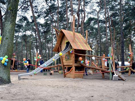 Eine Spiellandschaft Für Das Haus Natur Und Umwelt Qiez