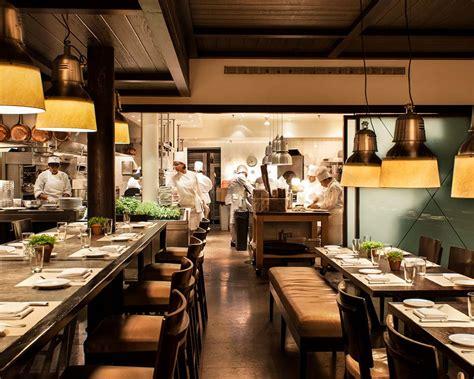 The Mercer Kitchen  Jeangeorges Restaurants New York