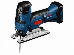 Bosch Pro 18v : bosch gst18vlis 18v professional barrel grip jigsaw bare unit ~ Carolinahurricanesstore.com Idées de Décoration