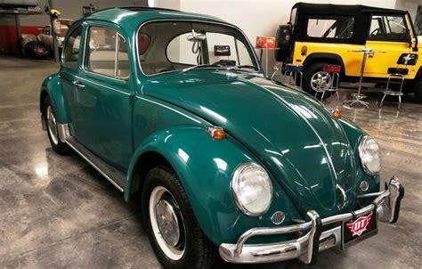 932 Original Miles! 1967 VW Beetle