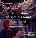 27 Really Touching Quotes From Eternal Sunshine of the ...