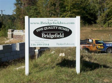 post panel signs by signs of significance atlanta roswell marietta ga