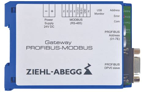 Ziehl Abegg Ecblue by Ziehl Abegg Usa System Components