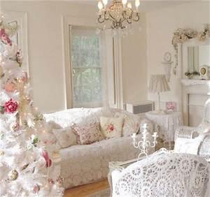 Fun Plannet white christmas tree decorating ideas