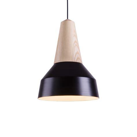 accessoires de cuisine originaux le suspension eikon métal noir luminaire