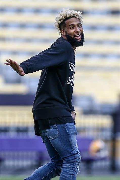 Odell Beckham Jr  Pro Football Rumors