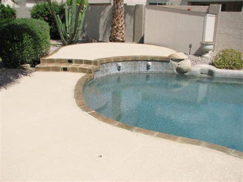 cool deck projects  phoenix az sledge concrete coatings