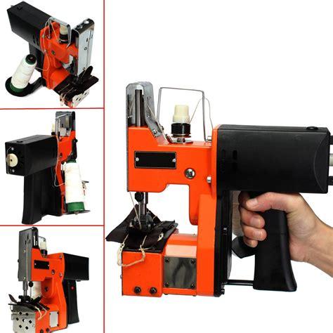 portable electric sewing machine sealing machines industrial cloth machine alex nld