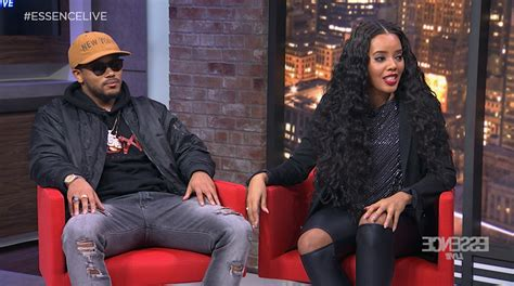 Angela Simmons Dishes On Her Fabulous Single Life, Romeo