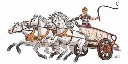 Chariot Roman Gladiator Ks2 Transport Horses Whip