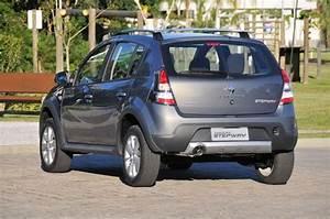 Todas Las Im U00e1genes Del Renault Sandero  Stepway 2011