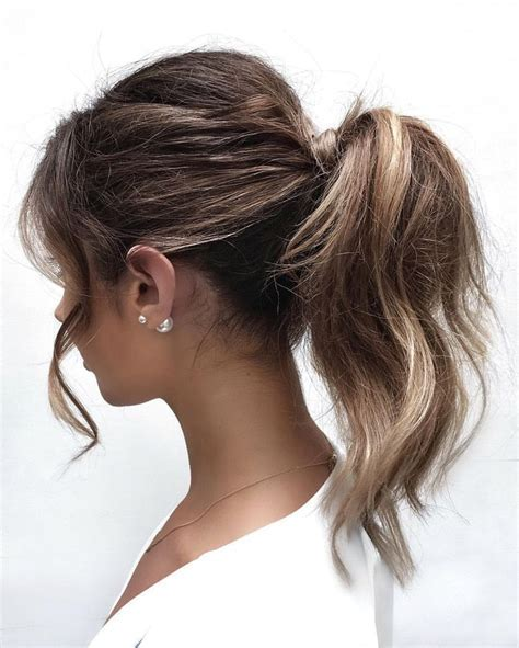 Most Fascinating Ponytail Hairstyles for 2017   Haircuts