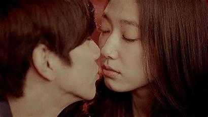 Kiss Scenes Gifs Drama Ever Seo Kissing