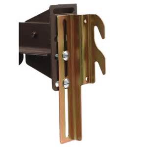 bed hook adapter parts hardware thesleepshop com