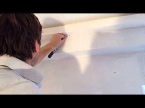 led pour chambre corniche en plâtre pour éclairage led fixée facilement