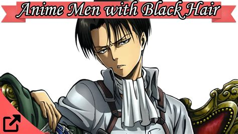 With Black Hair by Top 20 Anime Boys With Black Hair