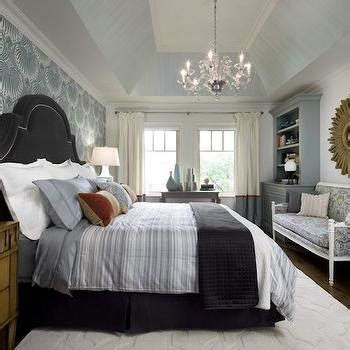 blue and gray bedrooms transitional bedroom farrow and ball pale powder lebey ltd interiors