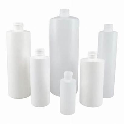 Plastic Hdpe Cylinder Packaging Bottles Vantage Glass