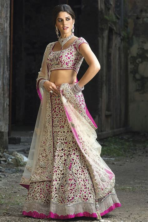 Indian Ghagra Choli Designs 2016 Collection Pictures With