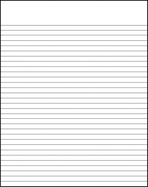 college ruled lined paper template printable college ruled paper template business