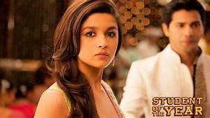 Cute Alia bhatt In Student Of The Year Wallpapers ...