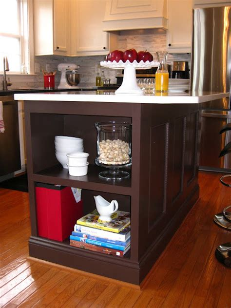 Kitchen Island Update by Kitchen Island Update Moldings Countertop And Kitchens