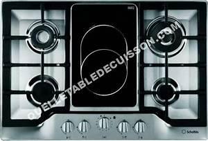 Grande Plaque Induction : plaque de cuisson grande largeur mixte table de lit a roulettes ~ Melissatoandfro.com Idées de Décoration