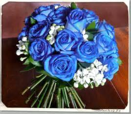 blue wedding flowers blue wedding flowers are so in this year