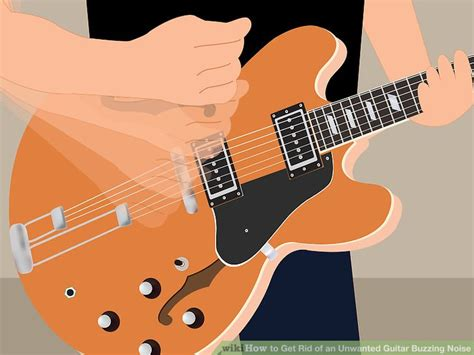 how to get rid of an guitar buzzing noise 15 steps