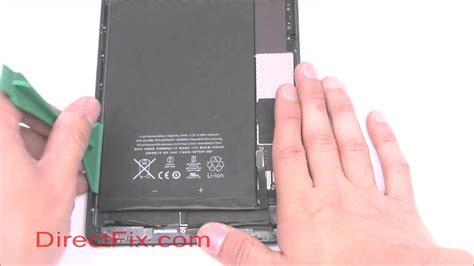 ipad mini battery replacement directfixcom youtube