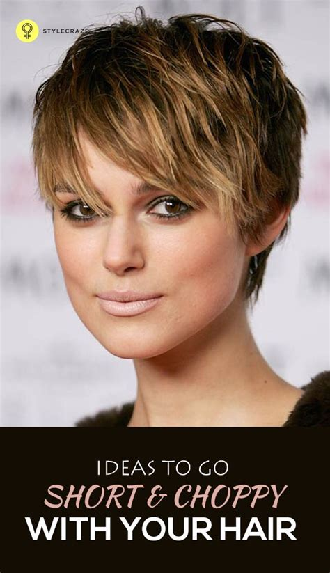 Choppy Pixie Hairstyles by 20 Choppy Hairstyles To Try Out Today Style