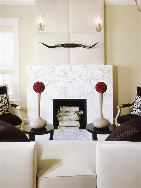 Cool Southwestern Living Room Design