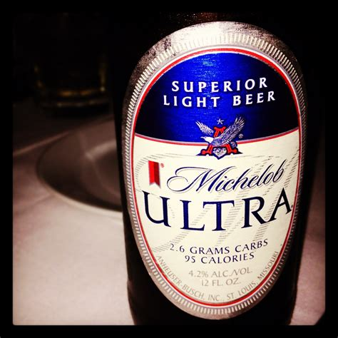 how many calories in michelob light michelob ultra beers and ears