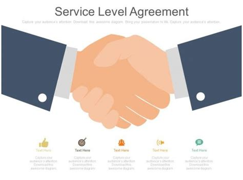 service level agreement   powerpoint