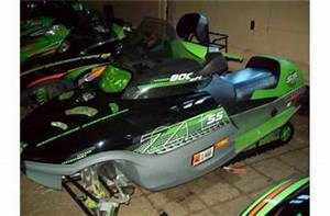 2002 Arctic Cat Zl800 Ss Efi For Sale   Used Snowmobile