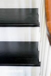 Dark Chocolate Stairs General Finishes Design Center
