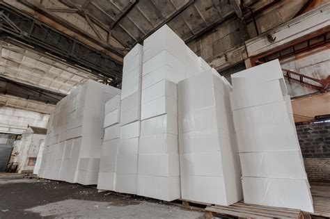 EXPANDED POLYSTYRENE (EPS)   Thomas Cavanagh Construction