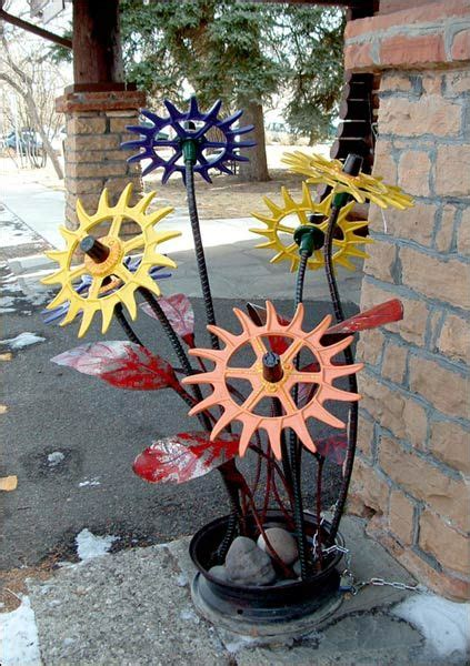 1000+ Images About Metal Yard Art On Pinterest Metal