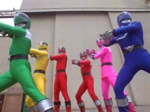 Power Rangers Time Force Episodes